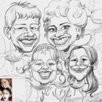 caricaturesfamille